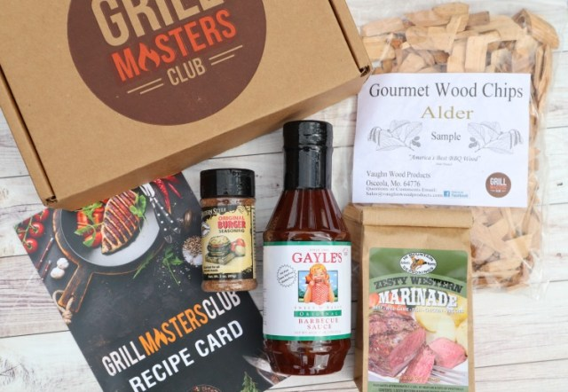 Grill Masters Club Subscription Box image