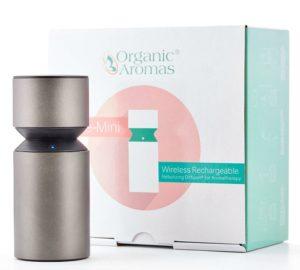 Organic Aromas Mobile Mini 2.0 Nebulizing Diffuser