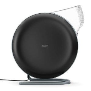 Two Lucky Winners Will Win An Atem Desk 5 in 1 Personal Air Purifier In White Or Balck Along With the Atem Car Accessory Kit, Atem Carrying Case & the Atem Portable Power Bank ~ TRV $1212 (Each Winners Prize Pack Valued At $606)! #Contest #Winit #Graduation #MothersDay #FathersDay #GiftGuide #Gift