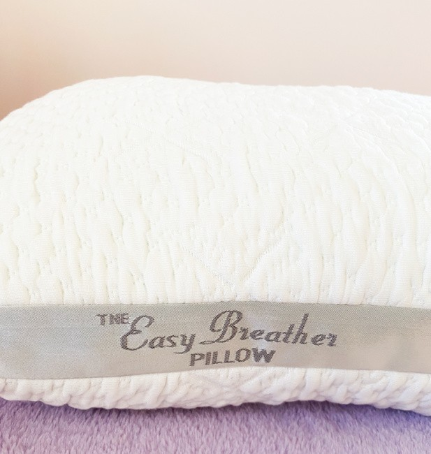 Nest Bedding Easy Breather Pillow Giveaway ~ Ends 2/16 @NestBedding @deliciouslysavv #MySillyLittleGang
