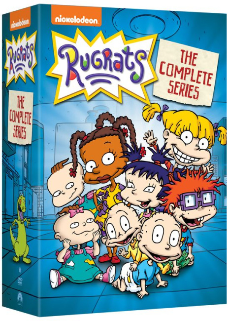 Rugrats: The Complete Series Giveaway ~ Ends 6/22 #MySillyLittleGang