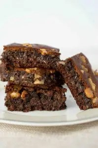 Paleo Almond Butter Brownies