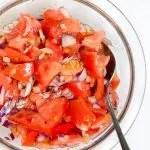 Fresh Summer Salad   www.deliciousmeetshealthy.com