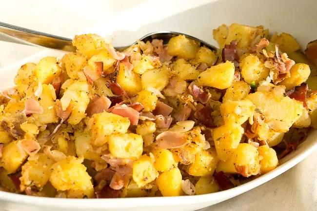 crispy pan fried potatoes-5