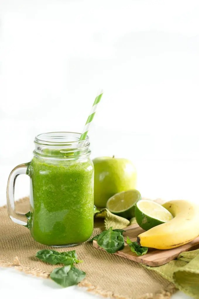 Cleansing Green Smoothie-3