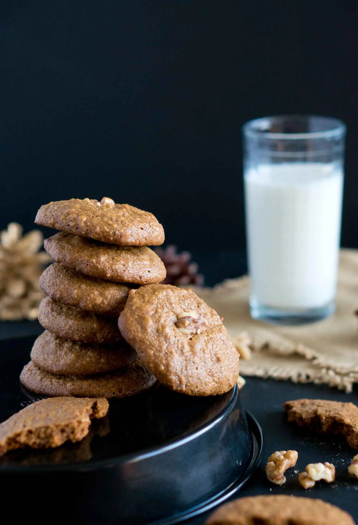Paleo Walnut Cookie