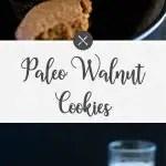 Paleo Walnut Cookies