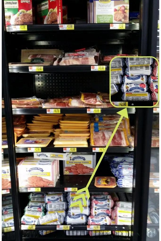 Odom Tennessee Sausage