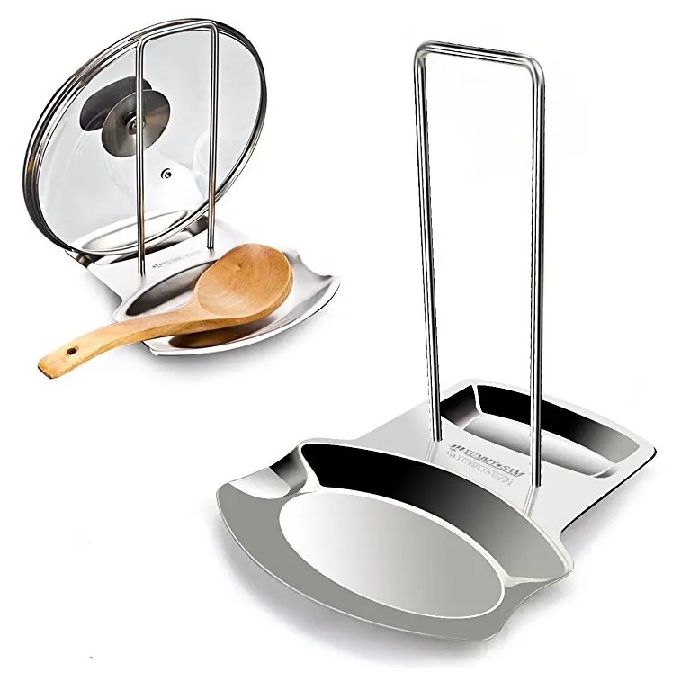 Lid and Spoon Rest