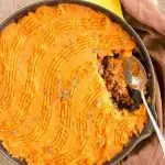 Cottage Pie with Sweet Potatoes (Paleo, Whole30)