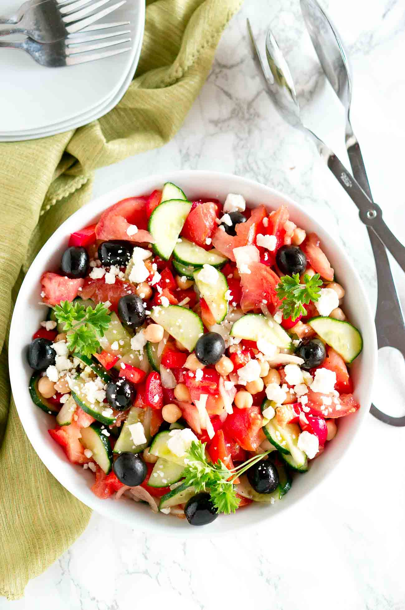 Best Greek Salad