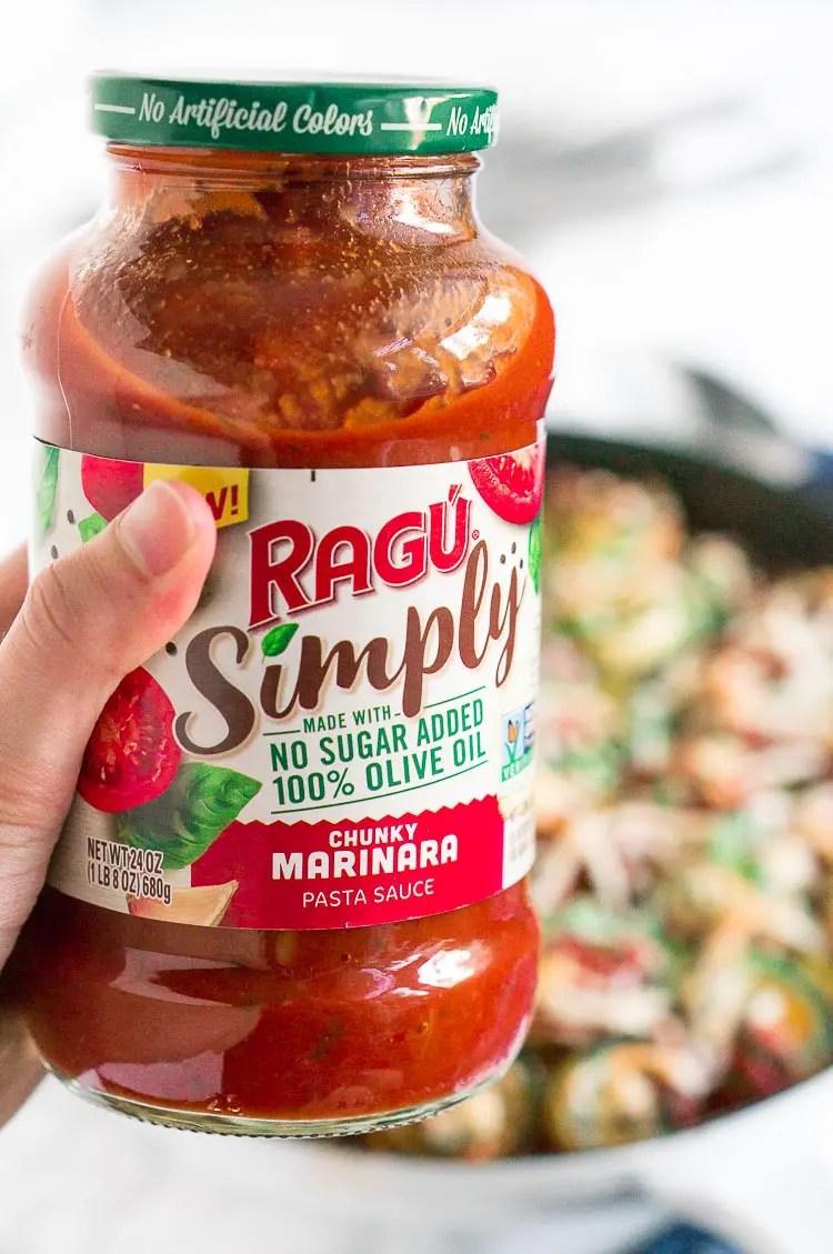 Zucchi Lasagna Roll Ups