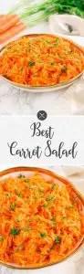 Best Carrot Salad