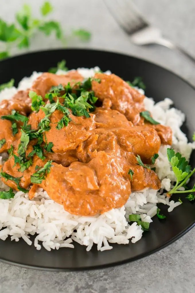 Instant Pot Chicken Tikka Masala-3