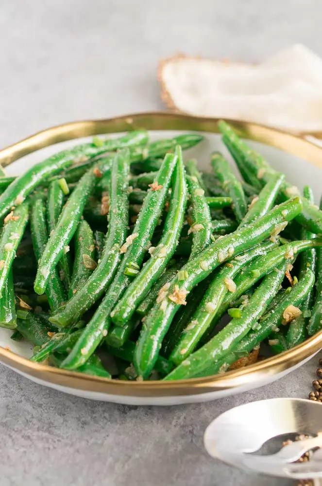 how to cook green beans