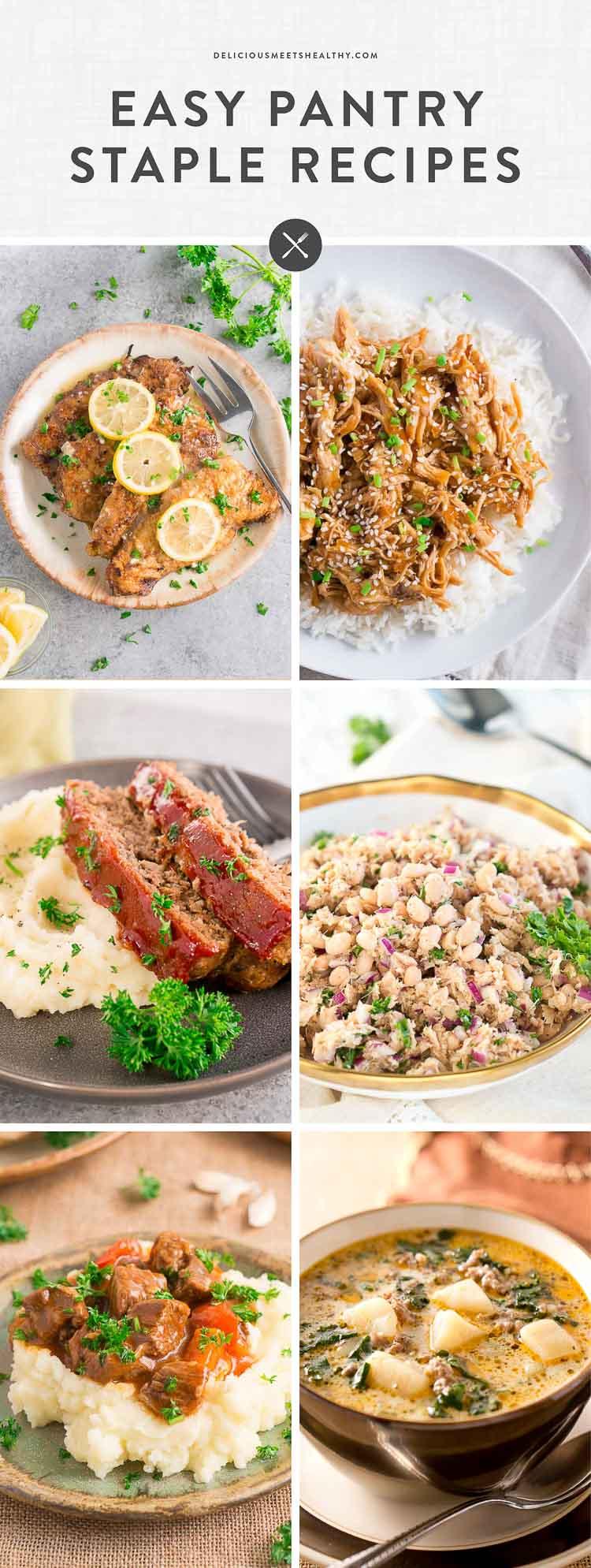 Dinner ideas - family dinner recipes