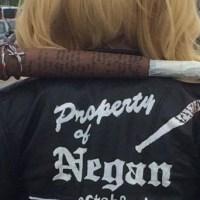 Cosplay: Harley Quinn & Negan crossover