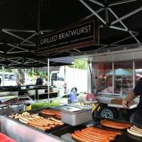 Steve's Grilled Bratwurst (from Brat Haus), New Farm