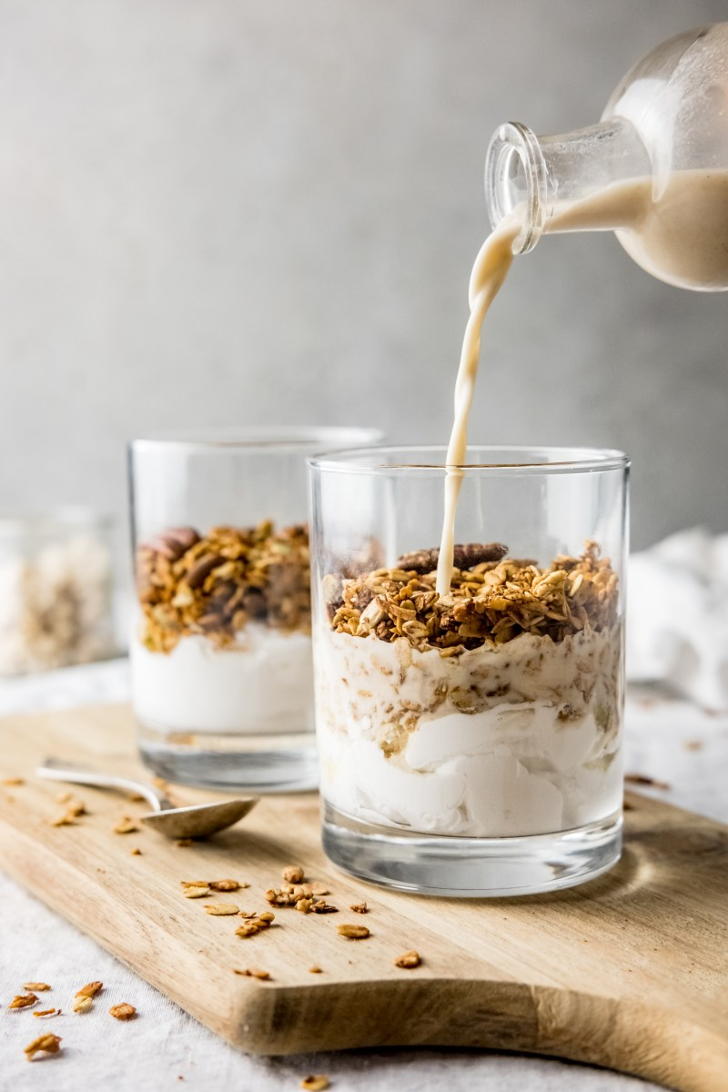 Apple spiced Granola