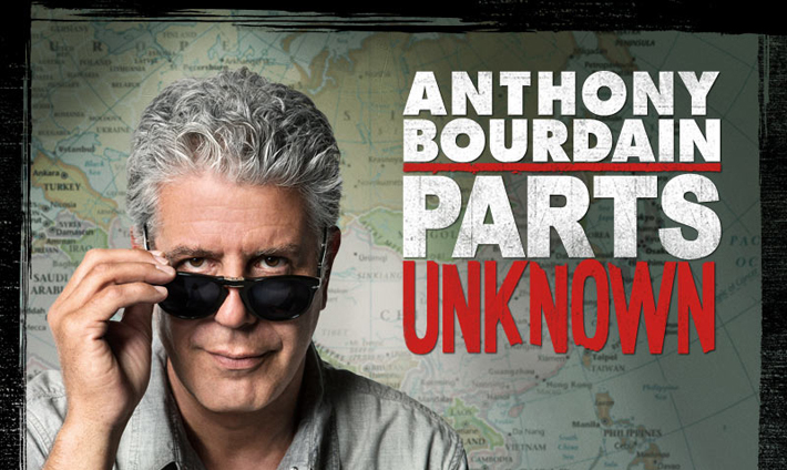 What I'm Watching - Parts Unknown