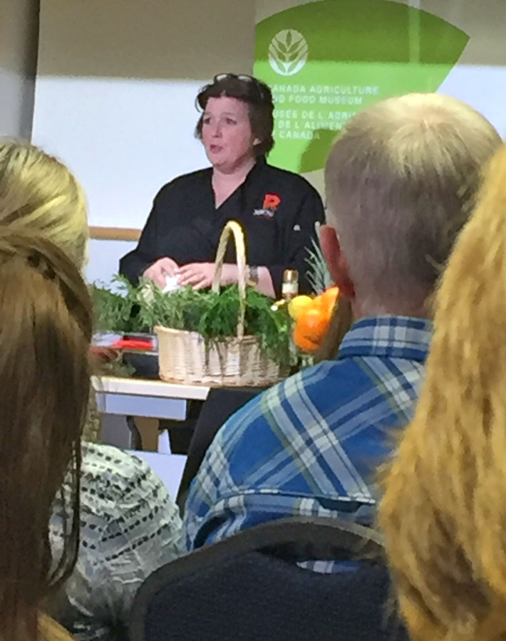 The Canada Agriculture & Food Museum celebrated maple season with Chef Lynn Crawford and her favourite maple recipes. I attended and here my thoughts!
