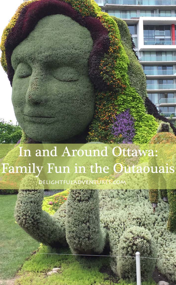 In the Ottawa area and looking for Family Fun in the Outaouais / Western Quebec? Here are two options you and your family will love.