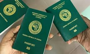 Nigeria passport renewal