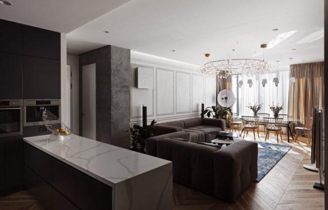 Best Modern Design Apartment For A