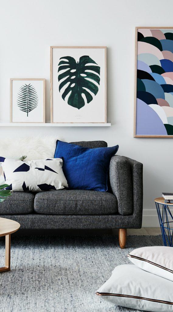 What S Hot On Pinterest 5 Scandinavian Living Rooms Ideas