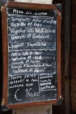 Top things to do in Venice - Taste the true Venetian cuisine