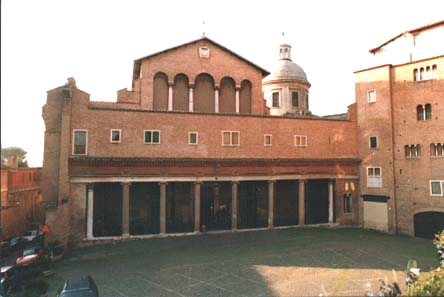 Underground Rome Tour_Basilica-Ss.-Giovanni-e-Paolo
