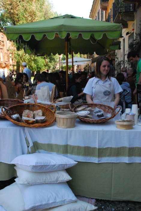 Milan - Sant'Eustorgio - California bakery