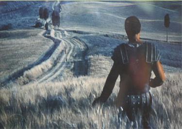 Gladiator scene 1