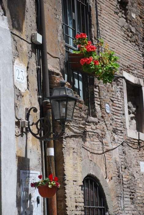 Old wall, Roman Ghetto