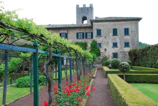 Chianti itinerary - Badia di Coltibuoni
