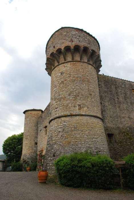 Castello di Meleto 2