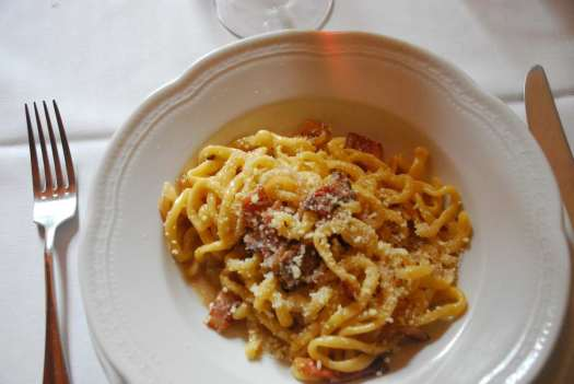 Florence typical food: Pici