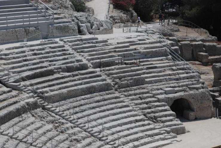 7 days Sicily itinerary_Siracusa_teatro greco