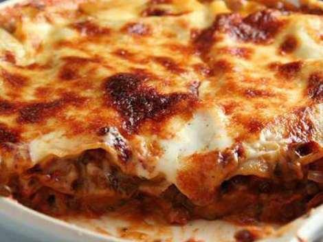 Bologna Food Guide_Lasagne al forno