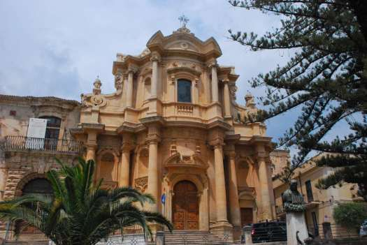 Noto Sicily_church