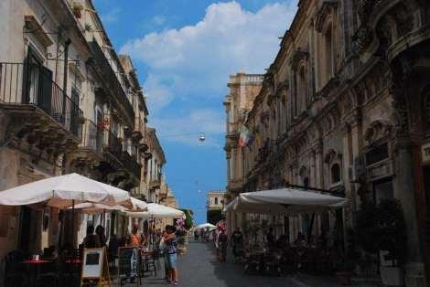 Visit Italy_Noto_Corso Vittorio Emanuele