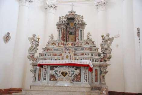 Noto Sicily_ altare