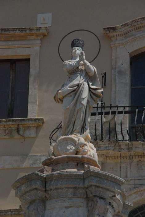 Noto Sicily_Madonna