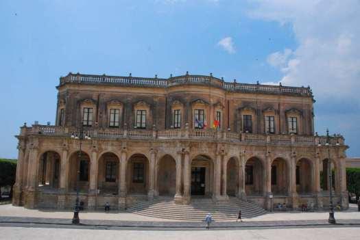 Noto Sicily_Palazzo Comunale