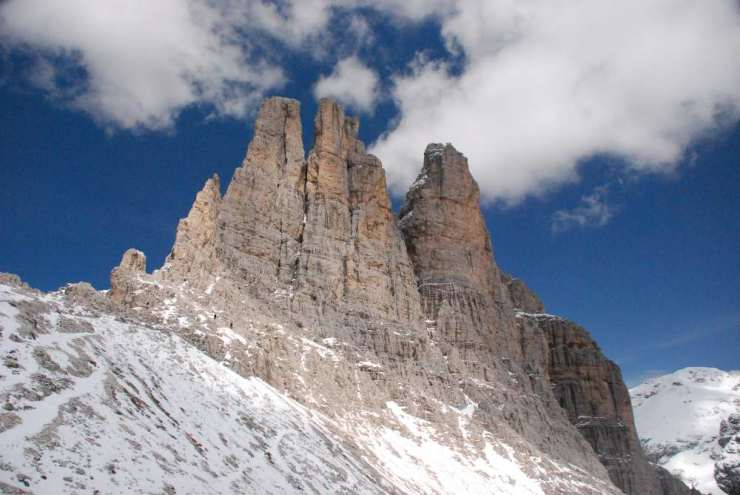 Italy Unesco sites - Dolomites
