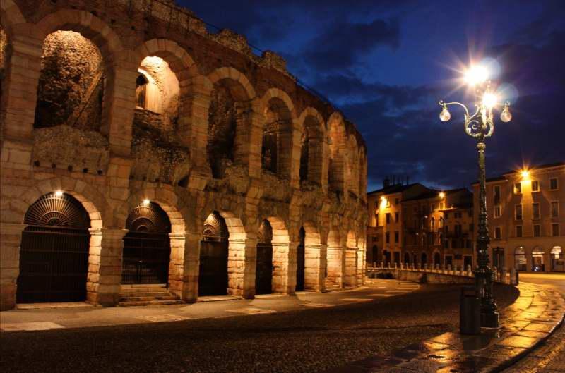 Italy most Romantic places - Verona