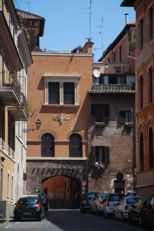 Trastevere walking tour