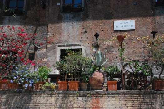 Trastevere walking tour