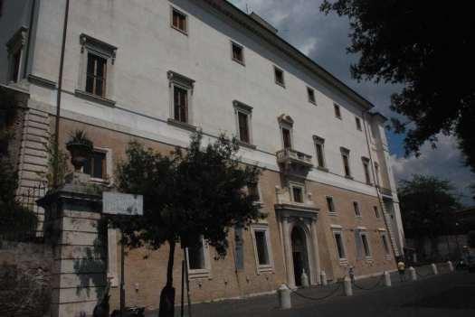 Villa Medici Façade