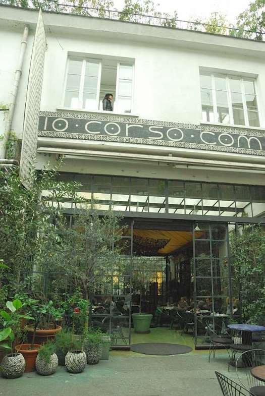 Corso Como_10 Corso Como inner entrance